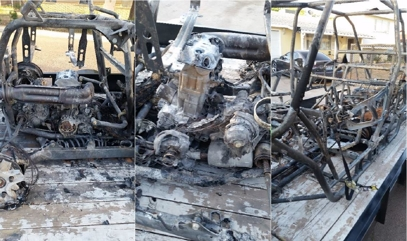 Polaris Vehicle Fires